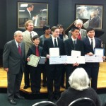 Second Place In The Long Island Philharmonic Competition
