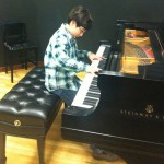 Playing Vladimir Horowitz's Piano