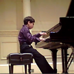 2013 Performance at the Carnegie Hall, in New York City