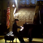 A Masterclass with Sara Davis Buechner and Hearing Evgeny Kissin at Carnegie Hall