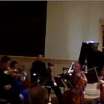 Playing Borodin Piano Quintet with Jupiter Symphony Chamber Players!